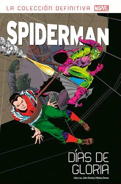 Spiderman: La colección definitiva (entrega 8) (Salvat/Panini)