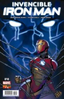 Invencible Iron Man 10 (Panini)