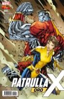 Patrulla-X Oro 5 (Panini)