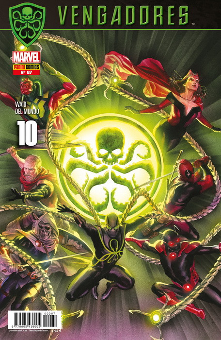 Vengadores 10 (Panini)