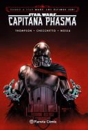 Star Wars Capitana Phasma HC (Planeta)