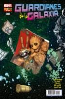 Guardianes de la Galaxia v2 5 (Panini)