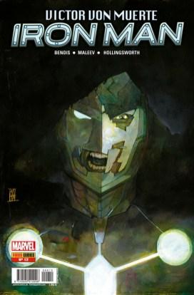 Victor Von Muerte: Iron Man 12 (Panini)