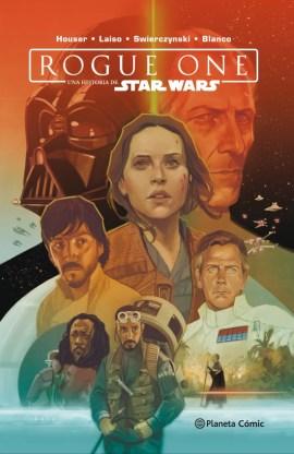 Star Wars: Rogue One (Tomo) (Planeta)