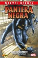 Marvel Héroes. Pantera Negra de Christopher Priest 1 (Panini)