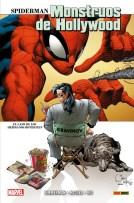 100% Marvel HC. Spiderman: Monstruos de Hollywood (Panini)