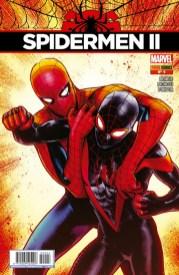 Spidermen II 4