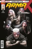 Arma X 9. Marvel Legacy. Guerra Nuke-clear Parte 1 (Panini)