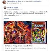 vengadors infinity war ganador 1