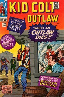 Kid Colt Outlaw 122