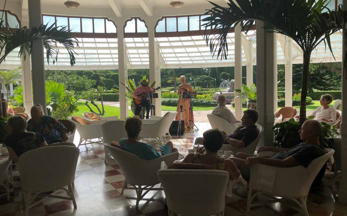 High Tea at Hua Hin - Awesome things to do in Thailand