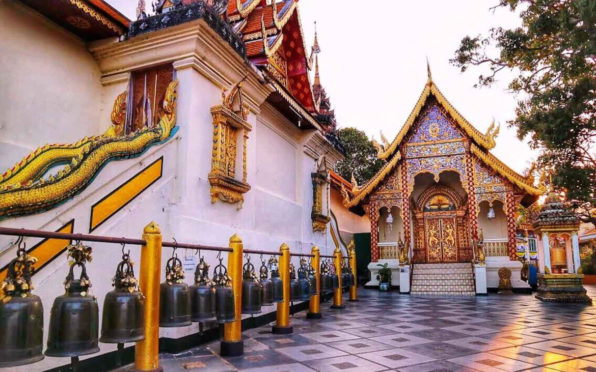 temple hopping chiang mai - Awesome things to do in Thailand