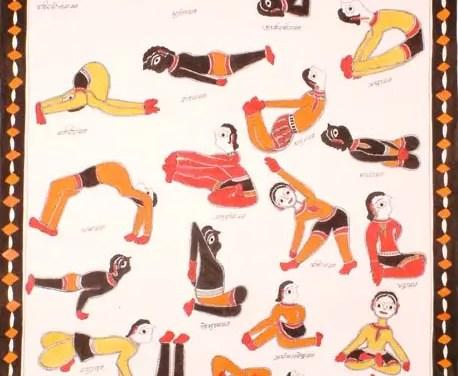 Quais os Critérios de Segurança Para Uma Boa Prática de Asana (postura do Yoga)