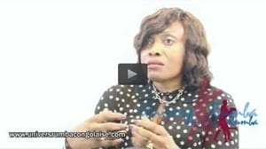 Vidéo : interview d'Odito Reille chez Univers Rumba Congolaise