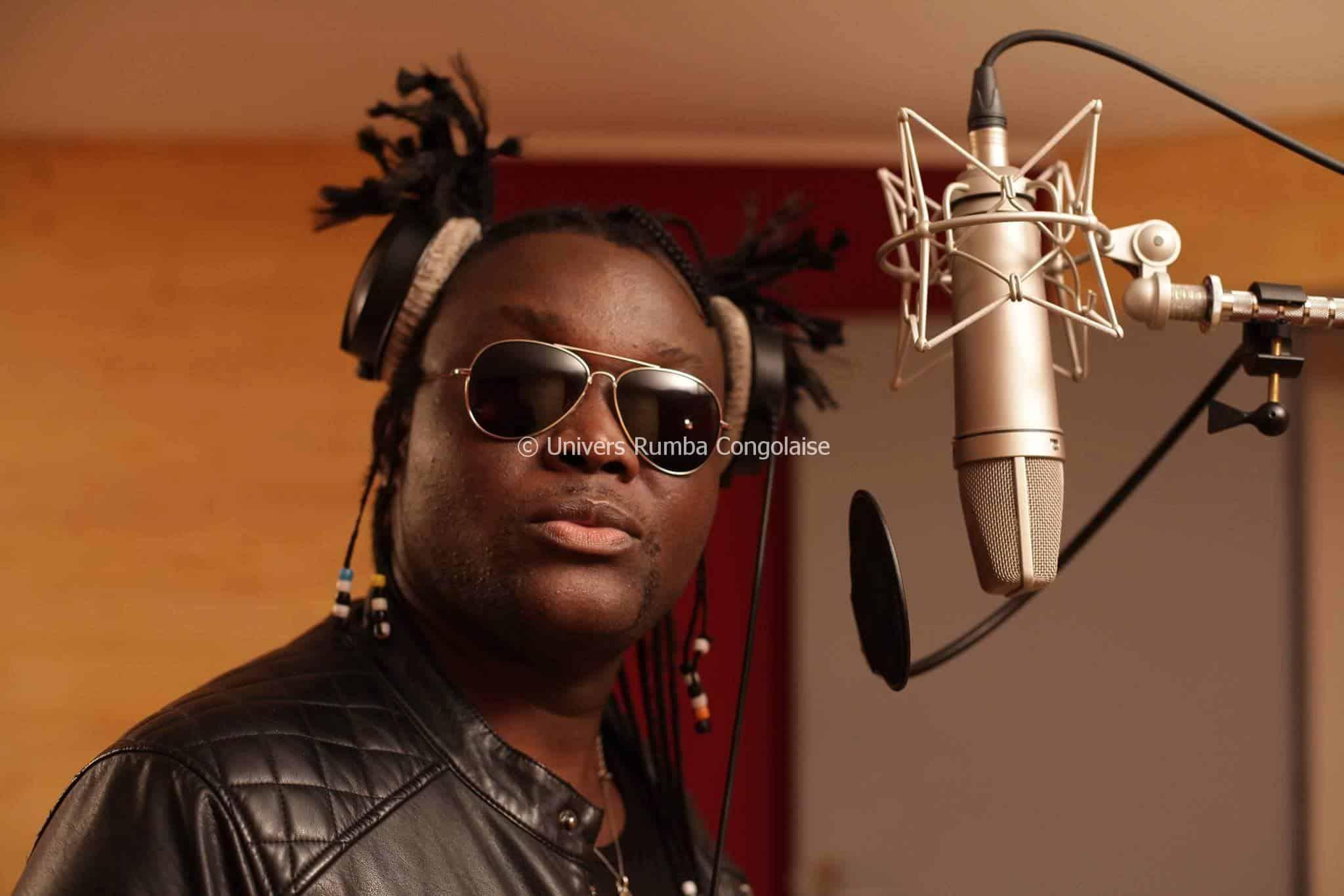 Olivier Tshimanga - Hommage Papa Wemba