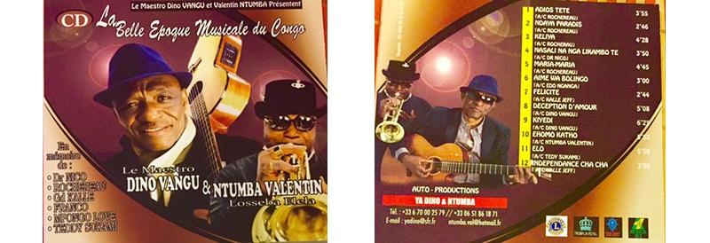 Protégé: La belle époque musicale du Congo