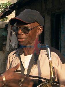 Joseph Munange alias Maproko, saxophoniste auteur-compositeur congolais (1927-2015)
