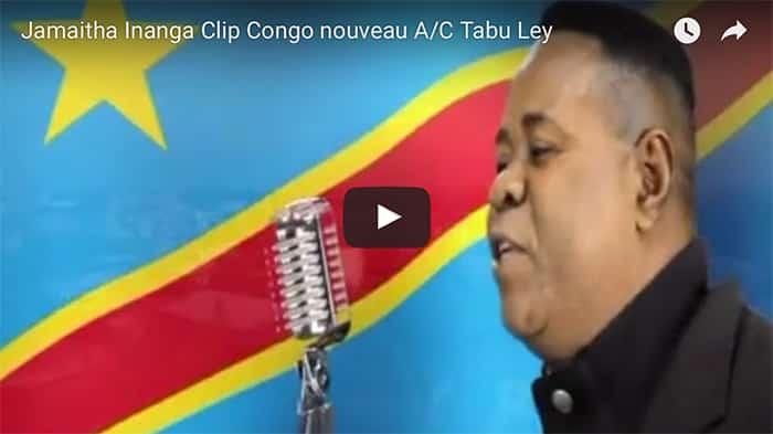 Jamaitha Inanga Clip Congo nouveau A/C Tabu Ley