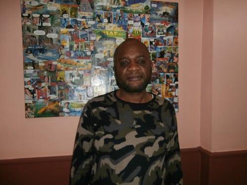 Cornely Malongo, manager de Papa Wemba