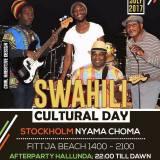 Soul Brothers présente Swahili Cultural Day le 29 juillet 2017 à Stokholm