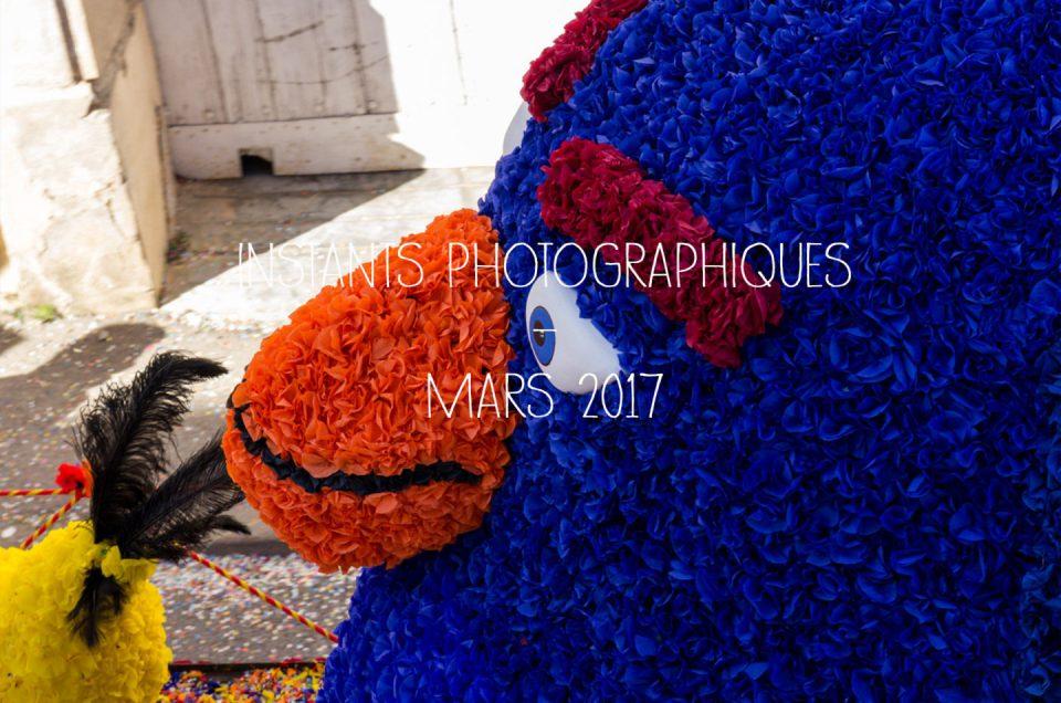 Instants Photographiques #Mars 2017