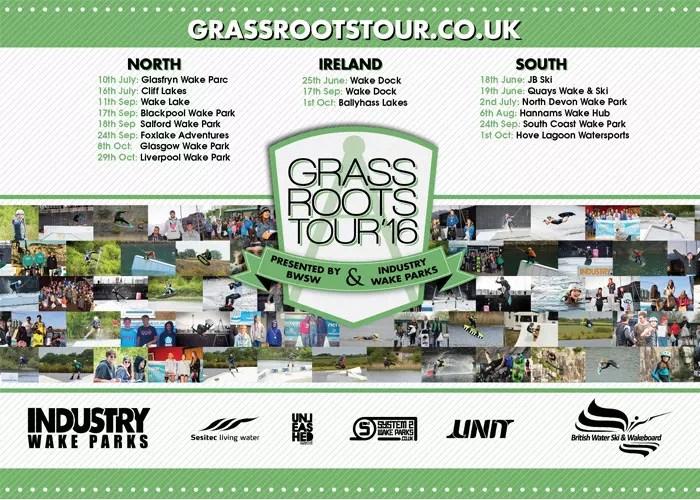 Grass root Tour