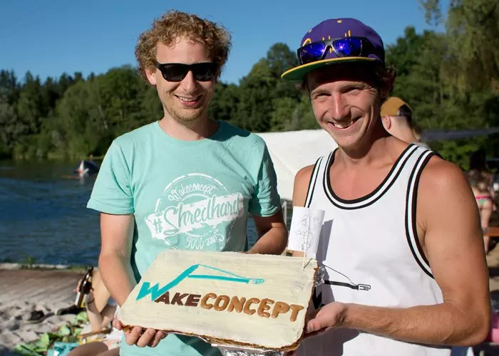 WAKE-BASE Moritz
