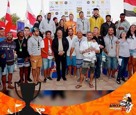 elgouna iwwf e&a champ podium egypt