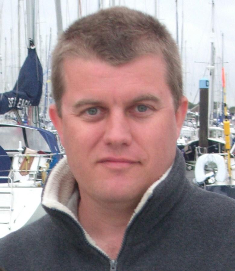 Dean Carlton - Profile Picture (taken onboard the Brisbane Star)