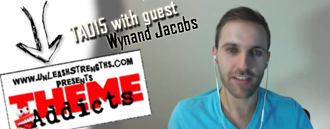 UnleashStrengths » Wynand Jacobs | Flavor Your Talent TA015