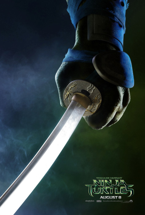 tumblr n3pz65pC3o1txab8uo1 12802 472x700 Teaser Posters for TEENAGE MUTANT NINJA TURTLES Revealed
