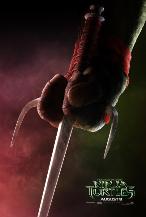 tumblr n3pza5NCYB1txab8uo1 1280 472x700 Teaser Posters for TEENAGE MUTANT NINJA TURTLES Revealed