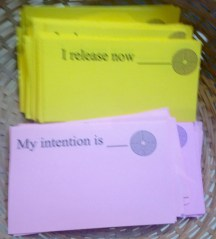 Release-Intention