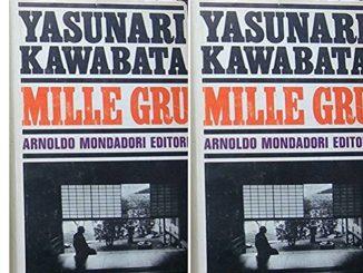 Recensione Mille Gru Yasunari Kawabata Recensioni Libri e News Unlibro