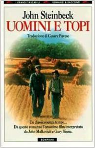 UOMINI E TOPI di Steinbeck John recensione UnLibro