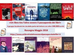 Rassegna maggio 2018 recensioni UnLibro
