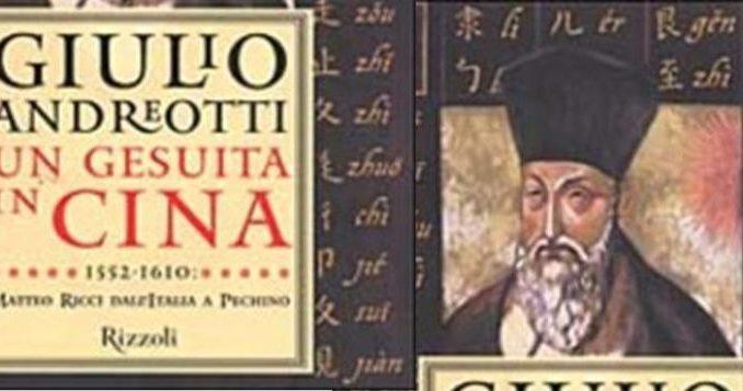 Un gesuita in Cina Giulio Andreotti Recensione UnLibro