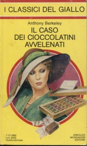 Il caso dei cioccolatini avvelenati Anthony Berkeley Cox Recensione UnLibro