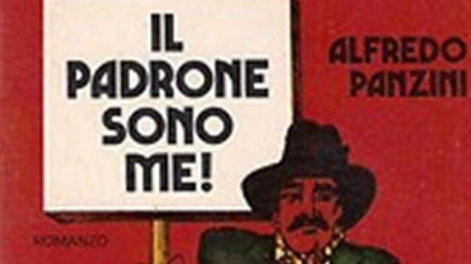 Il padone sono me Alfredo Panzini Recensioni Libri e News UnLibro
