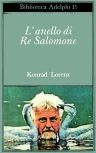 L'anello di Re Salomone Konrad Lorenz Recensioni e News UnLibro