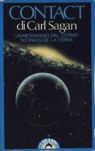 Contact Carl Sagan Recensioni Libri e News UnLibro