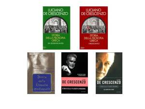 Storia della filosofia Luciano De Crescenzo Recensioni Libri e News UnLibro