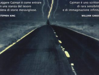 AMERICAN GODS Neil Gaiman recensioni Libri e News
