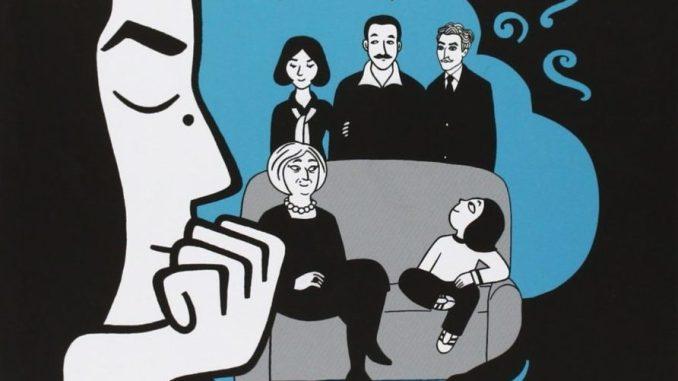 PERSEPOLIS Marjane Satrapi - Angela è partita 1/7 Recensioni Libri e News UnLibro