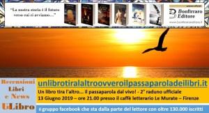 Il Passaparola dei Libri dal Vivo.