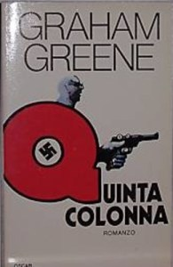 QUINTA COLONNA Graham Greene Recensioni Libri e News