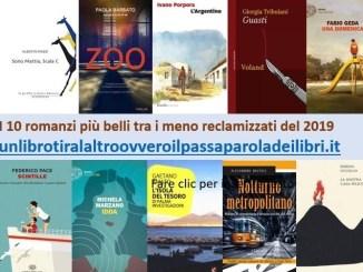 I 10 romanzi più belli tra i meno reclamizzati del 2019 ..