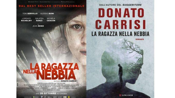 La ragazza nella nebbio Donato Carrisi Libro Film