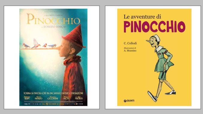 Libro Film Pinocchio