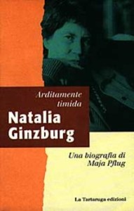 ARDITAMENTE TIMIDA NATALIA GINZBURG Maja PflugRecensioni Libri e News Unlibro